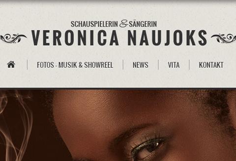 Veronica Naujoks Official Website
