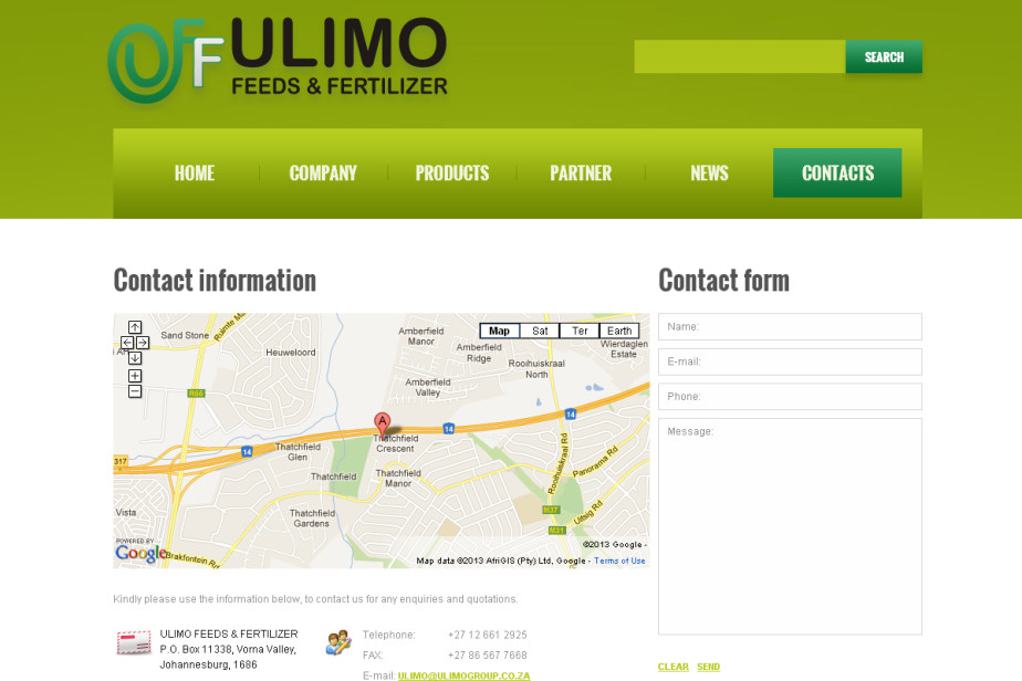 Ulimo_responsive_screenshot_contactform