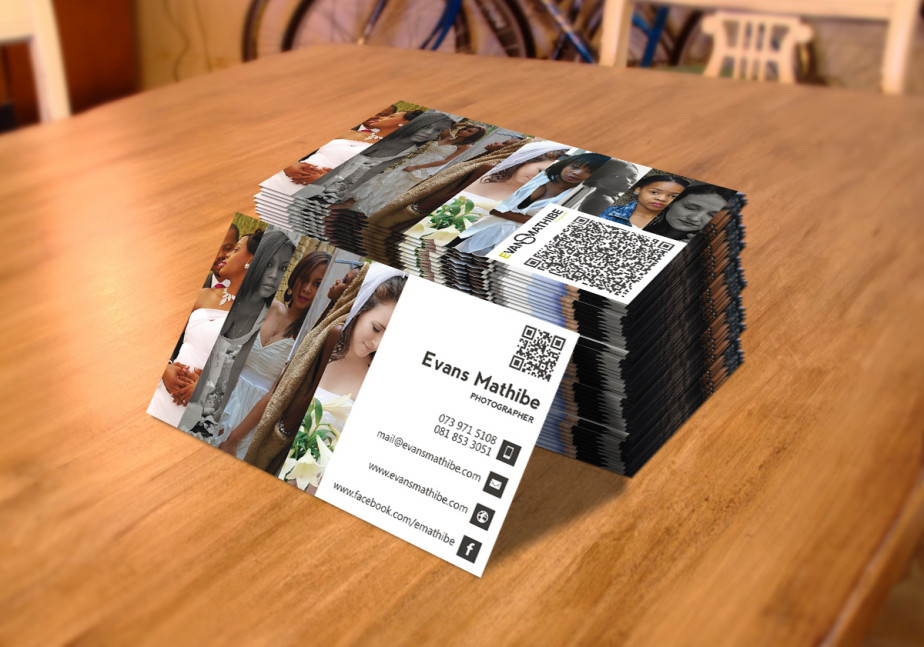 Business Card - Photographer