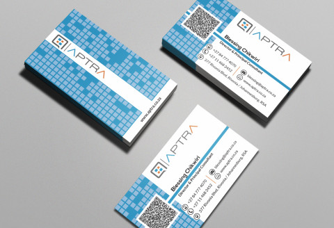 Aptra (Pty) Ltd - Business Cards