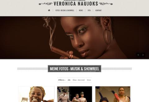 Veronica Naujoks - Actress & Voice Artist