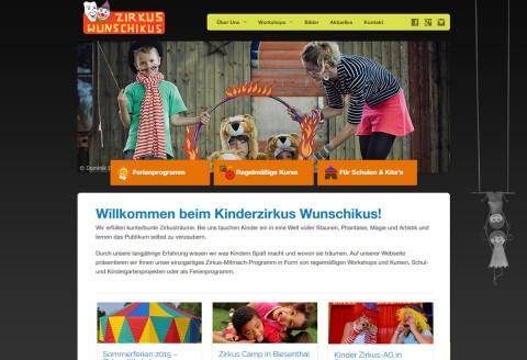 Zirkus-Wunschikus