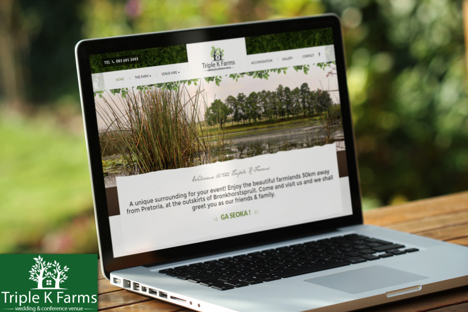 TripleK-Farms Website